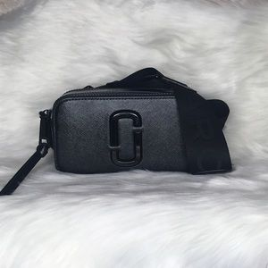 Marc Jacobs snapshot bag black